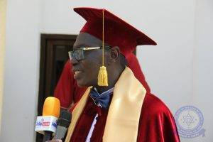 """MY RESEARCH IN HEALTH IS JUST THE TIP OF AN ICEBERG"" – PROF. DR. SAMUEL ATO DUNCAN"