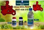 COA Delivery Within Accra Dispatch Ridder