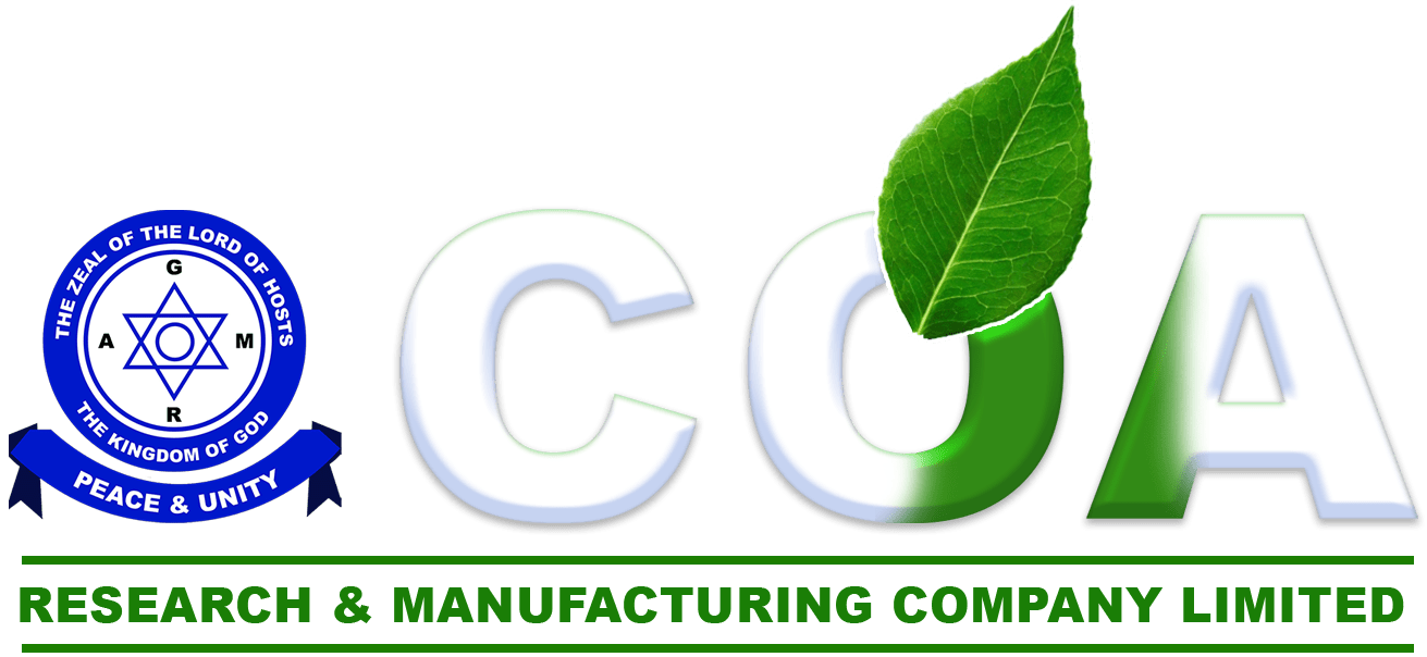 COA Research and Manufacturing Company